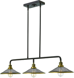 Rigby 3-Light Chandelier Buckeye Bronze 4364KZ