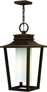 Hinkley Sullivan 1-Light Outdoor Pendant Light Oil Rubbed Bronze 1742OZ