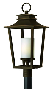 Hinkley Sullivan 1-Light Outdoor Post Light Oil Rubbed Bronze 1741OZ