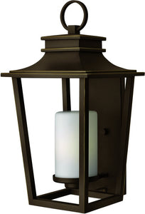 Hinkley Sullivan 1-Light Outdoor Wall Light Oil Rubbed Bronze 1745OZ