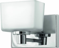 Hinkley 8 inchw Taylor 1-Light Bath Vanity Chrome