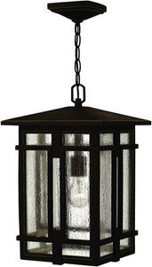 Tucker 1-Light Outdoor Pendant Light Oil Rubbed Bronze 1962OZ