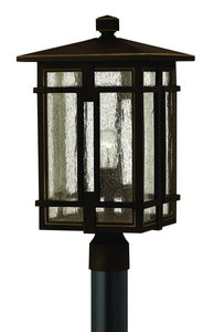 Hinkley Tucker 1-Light Outdoor Post Light Oil Rubbed Bronze 1961OZ