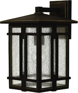 Hinkley Tucker 1-Light Outdoor Wall Light Oil Rubbed Bronze 2462OZ