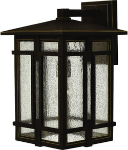 Tucker 1-Light Outdoor Wall Light Oil Rubbed Bronze 1965OZ