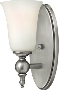 Hinkley Yorktown 1-Light Bath Antiqued Nickel 5740AN