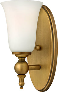 Hinkley Yorktown 1-Light Bath Brushed Bronze 5740BR