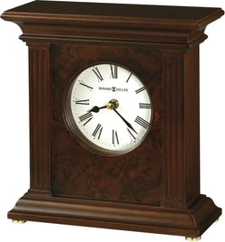 Andover Clock Cherry Bordeaux