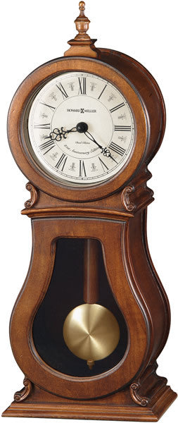 Arendal Mantel Clock Tuscany Cherry