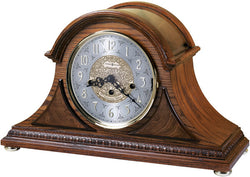 Barrett II Mantel Clock Oak Yorkshire
