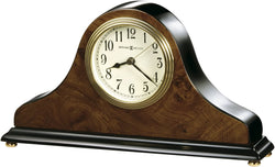 Howard Miller Baxter Table Clock Walnut Piano 645578