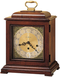 Howard Miller Samuel Watson Mantel Clock Windsor Cherry 612429