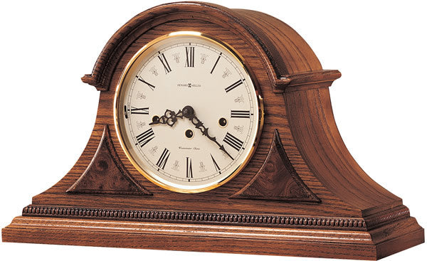 Worthington Mantel Clock Oak Yorkshire