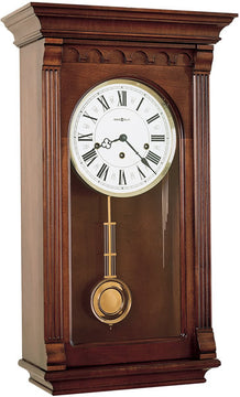 "24""H Alcott Wall Clock Windsor Cherry"