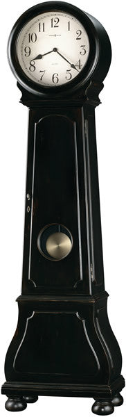 Nashua Floor Clock Worn Black