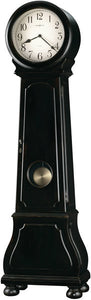 Howard Miller Nashua Floor Clock Worn Black 615005