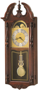 Howard Miller Rowland Wall Clock Windsor Cherry 620182