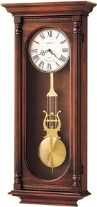 Howard Miller Helmsley Wall Clock Windsor Casual 620192