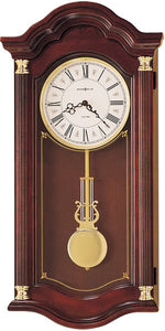 Howard Miller Lambourn Wall Clock Windsor Cherry 620220