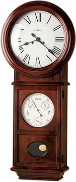 "36""H Lawyer II Wall Clock Windsor Cherry"