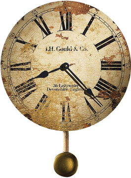 "19""H J. H. Gould and Co. II 13 Wall Clock"