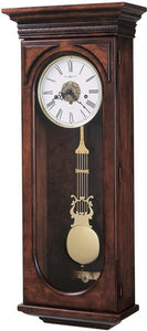 Howard Miller Earnest Wall Clock Hampton Cherry 620433