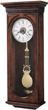 "36""H Earnest Wall Clock Hampton Cherry"