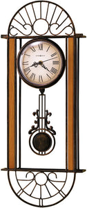 Howard Miller Devahn Wall Clock Antique Bronze 625241