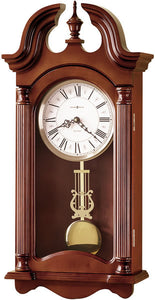 Howard Miller Everett Wall Clock Windsor Cherry 625253