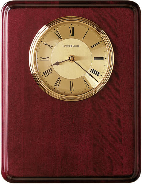 Honor Time I Wall Clock Rosewood