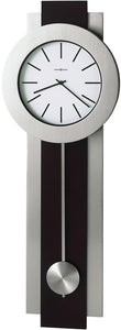 Bergen Wall Clock Merlot Cherry