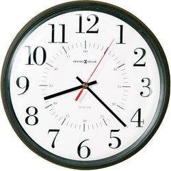 Howard Miller Alton Wall Clock Matte Black 625323