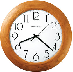 Howard Miller Santa Fe Wall Clock Champagne Oak 625355