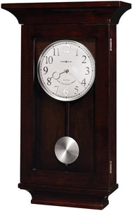 Howard Miller Gerrit Wall Clock Black Coffee 625379