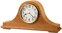 Nicholas Mantel Clock Golden Oak