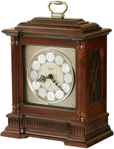 Akron Mantel Clock Windsor Cherry