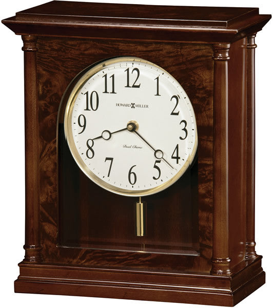 Candice Mantel Clock Windsor Cherry