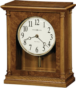 Howard Miller Carly Mantel Clock Golden Oak 635132