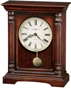 Howard Miller Langeland Mantel Clock Hampton Cherry 635133