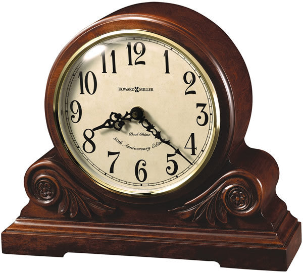 Desiree Mantel Clock Americana Cherry