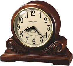 Howard Miller Desiree Mantel Clock Americana Cherry 635138
