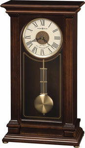 Howard Miller Stafford Mantel Clock in Cherry Bordeaux 635169
