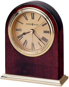Howard Miller Parnell Wood Alarm Clock Rosewood Hall 645287