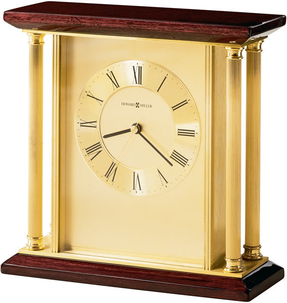 Carlton Table-top Clock Rosewood Hall