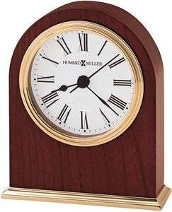 Craven Table-top Clock Rosewood Hall