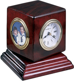 Reuben Table-top Clock Rosewood Hall