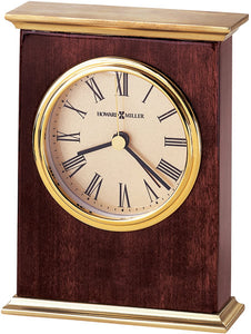Howard Miller Laurel Wood Alarm Clock Rosewood Hall 645447