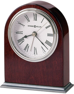 Howard Miller Walker Alarm Clock Rosewood Hall 645480