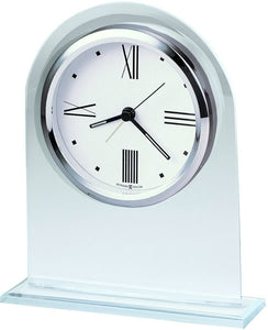 Howard Miller Regent Alarm Clock Glass 645579