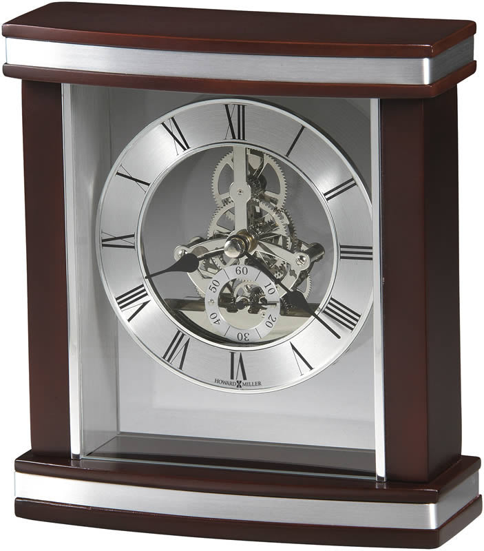 Templeton Tabletop Clock Rosewood